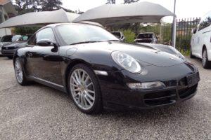 911 CARRERA S COUPE' 355 CV TIPTRONIC ITALIA