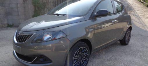 1000 HYBRID SILVER 70 CV KM 0 ITALIA