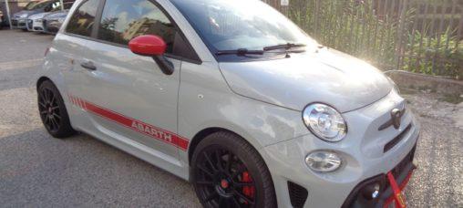 1400 T-JET 180 CV CABRIO ITALIA